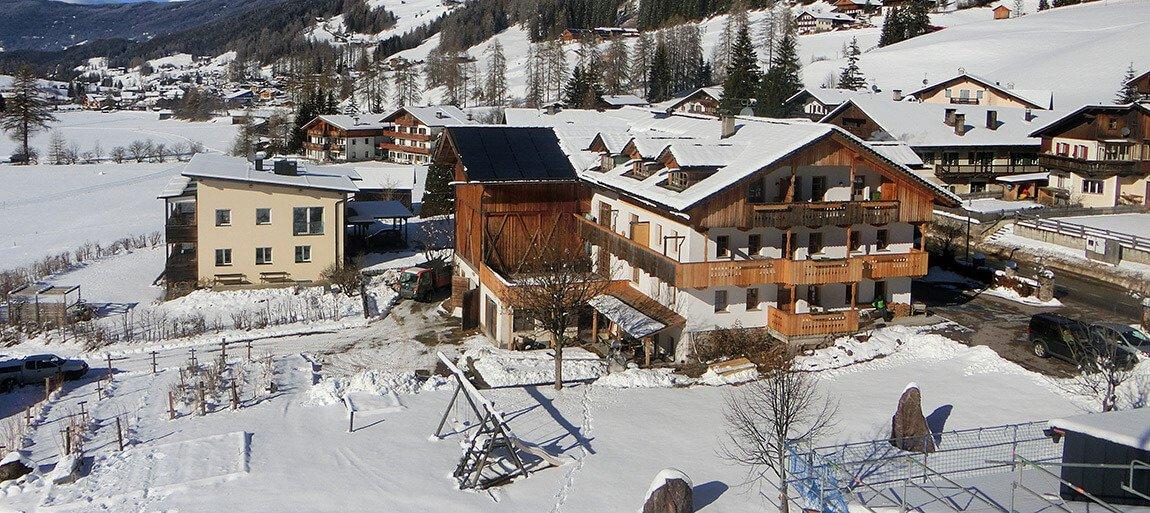 Vacanze sul maso in Alto Adige nelle Dolomiti di Sesto